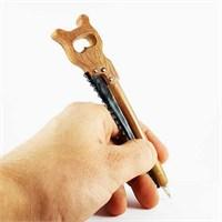 Buffer Testere Tasarımlı Tükenmez Kalem