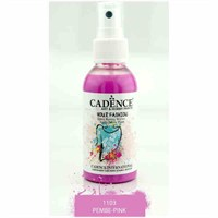 Cadence Your Fashion Sprey Kumaş Boyası 100 Ml. Pembe 1103