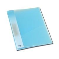 Serve Sıkıştırmalı Dosya,A4,Pp,Cd Cepli,Kullanışlı İç Cep,120 Sayfa Kapasiteli Turuncu Sv-6940