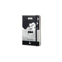 Moleskine Batman Sert Kpk Defter Siyah Düz Cep Boy- Leba01Qp012