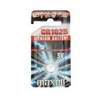Maxell Cr-1025 Lityum Hafıza Pili 10'Lu