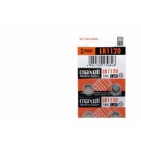 Maxell Lr1120 Alkalin Hafıza Pili 10'Lu