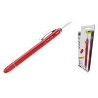 Troika Las01/Rd Scientist Stylus Tükenmez kalem ( Multifunction) Lazer Pointer , Mavi-Kırmızı Refil