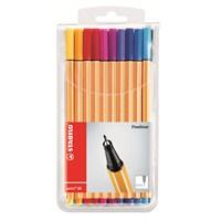 Stabilo 88 20 Karışık Renk İğne Uçlu Kalem