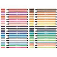 Stabilo Pen 68 Yoğun Renkli Keçeli Kalem 1mm