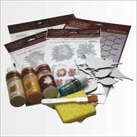 Artebella Ürün Seti (Üs076) Bak Postacı Geliyor Ahşap Posta Kutusu İçin