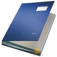 Leitz İmza Dosyası Pp 20 Bölmeli Siyah 57000095