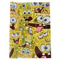 Sponge Bob A4 Hazır Defter Kabı