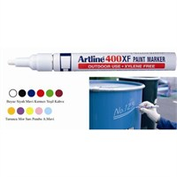 Artline EK400XF Paint Markör Siyah