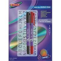 Avery Permanent Asetat Kalemi İkili AB2802