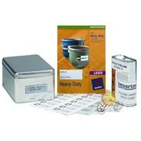Avery 25,4 x 10 mm Laser Dayanıklı Gümüş Renkli Etiket L6008-20