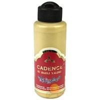 Cadence Su Bazlı Yaldız Boya 120 ml.