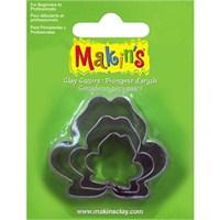 Makin's Clay Kurbağa Kesme Kalıbı ( 36010)
