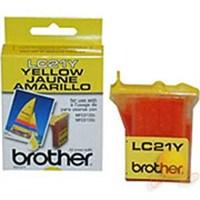 Brother LC21Y Sarı Faks Kartuşu (MFC-3100/5100 İçin Sarı Mürekkep)