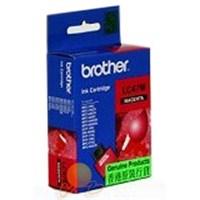Brother LC-47M Kırmızı Faks Kartuşu (FAX-1840/MFC-3240C-5440CN-5840CN-210C-410CN-620 CN Kırmızı Müre