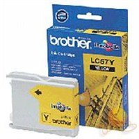 Brother LC-57Y Sarı Faks Kartuşu (br/mk DCP-130C/330C/540CN/MFC-240C/440CN/5460CN Sarı Mürekkep)