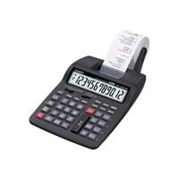 Casio HR-100TM 12 Hane Pilli Şeritli Hesap Makinesi