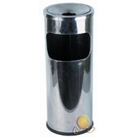 Daily Paslanmaz Krom Küllüklü Çöp Kovası 200 X 500 mm (X506)