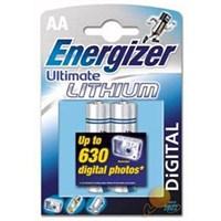 Energizer (B1-2636) Ultimate Lityum AA Kalem Pil 2Li Blister