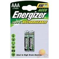 Energizer (E7-9964) Şarjlı 850 Mah AAA İnce Kalem Pil 2Li Blister