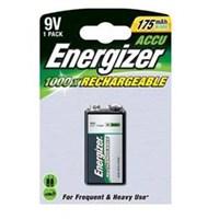 Energizer (E8-8771) Şarjlı 175 Mah 9V Pil Tekli Blister