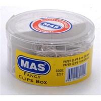 Mas 3212 6 Cm Ataş(50Ad)+7 Cm Ataş(30Ad)