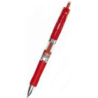 Noki 681 Kırmızı Jel Kalem Click 12'li