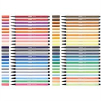 Stabilo Pen 68 Florasan Renk Keçeli Kalem (68/054)