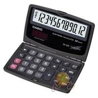 Casio SX-220 Cep Tipi 12 Hane Hesap Makinesi