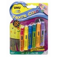 Uhu Yc Textil' Colors 25 ml. Kumaş Süsleme Boyası (UHU38980)