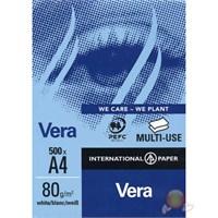 Vera A4 80 Gr/m² Fotokopi Kağıdı 500 Ad/pk.
