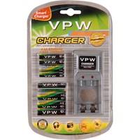 Vpw4 X 2500 + 4 X 1000 Pil Şarj Cihazı