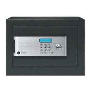 yale ev tipi güvenlik sertifikalı motorlu lcd ekranlı çelik kasa
