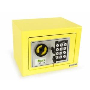 balatlı çelik kasa 170 x 230 x 170 mm sarı - sarı