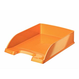 leitz 5226 wow evrak rafı metalik - turuncu