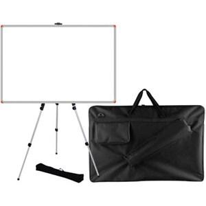 panda 346 çantalı alüminyum şovale yazı tahtası 60x85