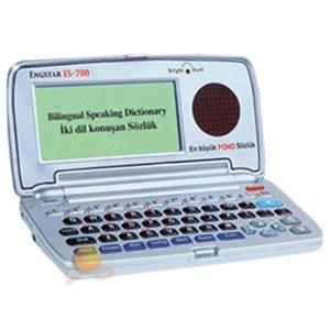 engstar es700 iki dil konuşan elektronik sözlük