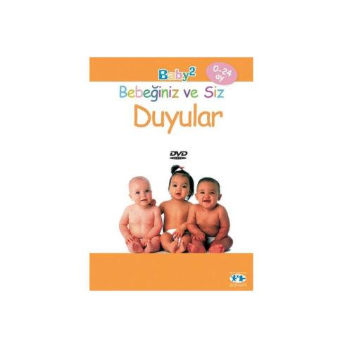 Bebeğiniz ve Siz Duyular - Bebek Gelişimi DVD
