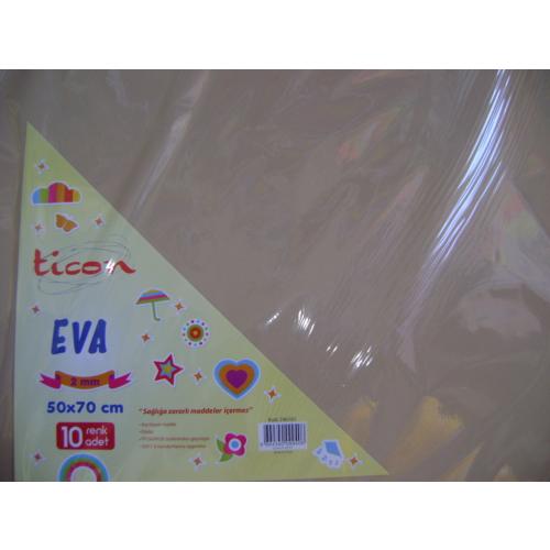 Ticon Eva 2Mm 50*70Cm Bej , Ten
