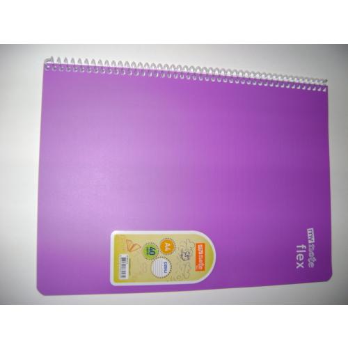 My Note A4 40Yp Çizgili Pp Kapak