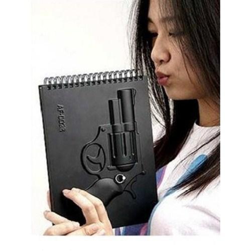 BuldumBuldum Silah - Bıçak Not Defterleri - Silah