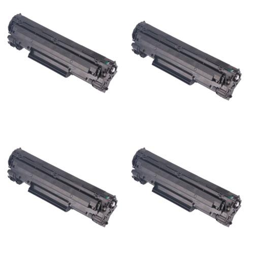 Calligraph Canon i sensys MF216n Toner 4 lü Ekonomik Paket Muadil Yazıcı Kartuş