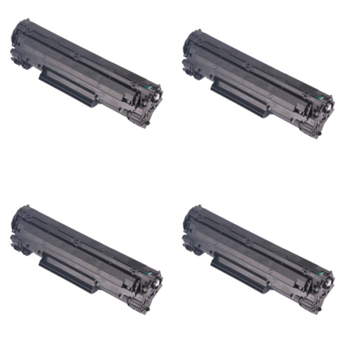 Calligraph Canon i sensys MF217w Toner 4 lü Ekonomik Paket Muadil Yazıcı Kartuş