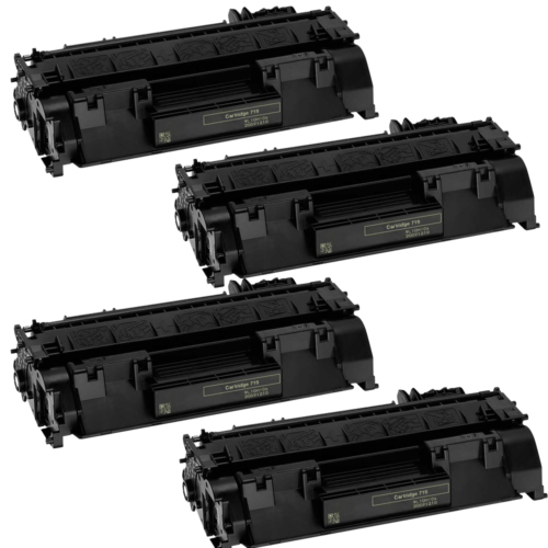 Calligraph Canon i sensys LBP3360 Toner 4 lü Ekonomik Paket Muadil Yazıcı Kartuş