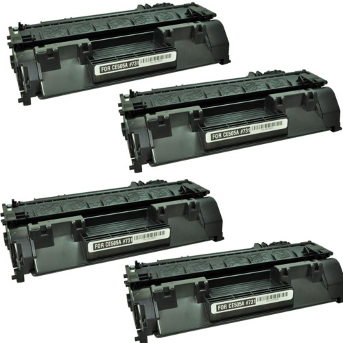 Calligraph Hp LaserJet Pro 400 Yazıcı M401a Toner 4 lü Ekonomik Paket Muadil Yazıcı Kartuş