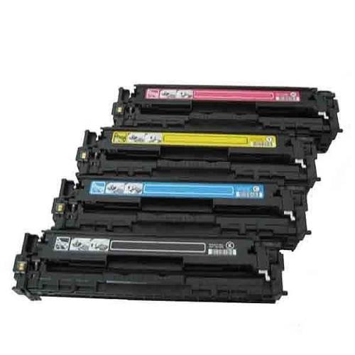 Calligraph Hp Color LaserJet Pro MFP M277dw 4 Renk Renkli Toner 4 lü Ekonomik Paket Muadil Yazıcı Kartuş