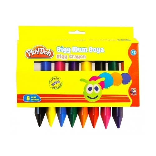 Play - Doh Bigy Mum Boya 8 Renk