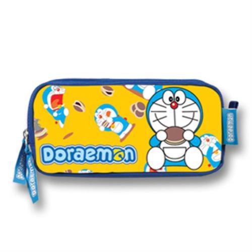 Doraemon Kalem Çantası Sarı