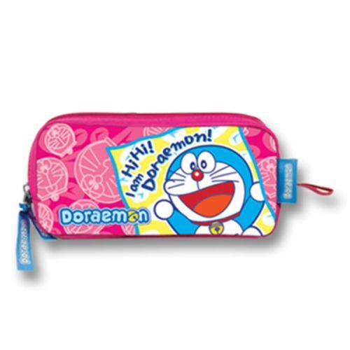 Doraemon Kalem Çantası Pembe