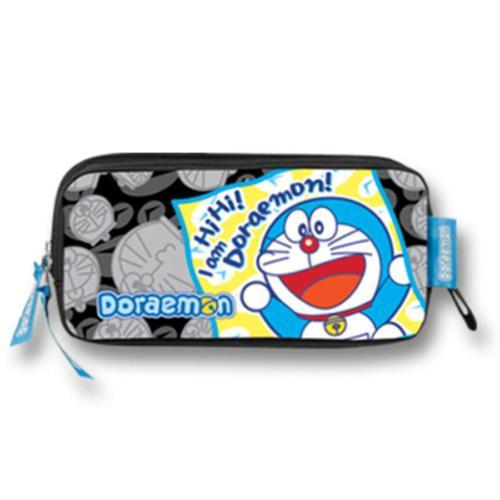 Doraemon Kalem Çantası Siyah